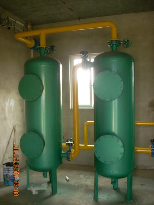 沼气净化设备(脱硫、脱水)