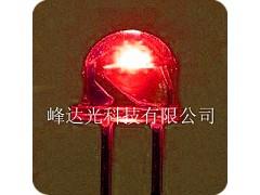 供应钢盔头红光 白光 蓝光 绿光 黄光 灯珠发光二极管-- 深圳市峰达光科技有限公司
