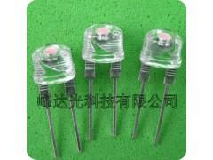 10mm草帽暖白光 草帽白灯 LED发光二极管-- 深圳市峰达光科技有限公司