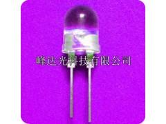 F8mm圆头白光 红光 黄光 发光二极管-- 深圳市峰达光科技有限公司