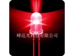 5mm红灯 红光LED发光二极管-- 深圳市峰达光科技有限公司