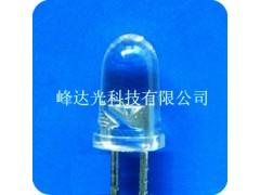 子弹头白光LED灯珠 F5发光二极管-- 深圳市峰达光科技有限公司