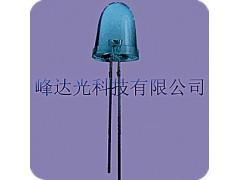 10mm子弹头小功率白光发光二极管-- 深圳市峰达光科技有限公司