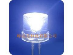 F3 F5 白色 平头内凹 LED发光二极管 各种异型发光管-- 深圳市峰达光科技有限公司