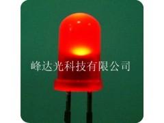 F3 F5红发红光 LED发光二极管-- 深圳市峰达光科技有限公司