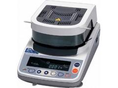 日本A&D卤素水分测定仪MX50/快速水份仪/进口水分计-- 苏州海灵锐环保科技有限公司