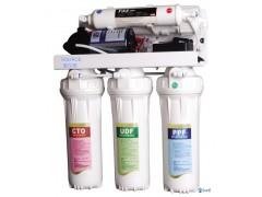 西安RO净水器五层净水原理 西安纯水机-- 西安索尔思环保科技有限公司
