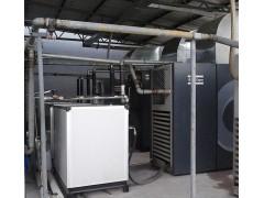 空压机余热回收热水工程 承接深圳空气能太阳能热水工程安装改造-- 深圳市天诚太阳能有限公司