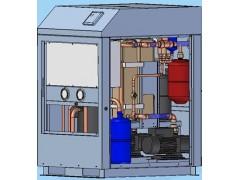 地源热泵 全内置冷热用地源热泵-- 南京东焱阳建筑工程有限公司