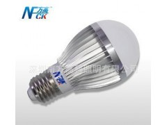 5W LED球泡灯 节能灯泡 新款高亮灯泡 E27 E14接-- 深圳市南方高科照明有限公司