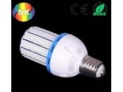 120W鳍片散热LED玉米灯 LED照明 LED节能灯 质保2年-- 东莞市佑佐光电科技有限公司