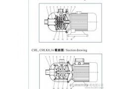 供应南方CHL千波水泵配套水工业泵阀水处理-- 杭州千波水泵有限公司