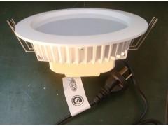 LED筒灯配件 LED筒灯外壳开孔120mm-- 深圳市拓普绿色科技有限公司