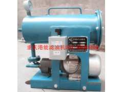 PL-10手提式滤油机、过滤效果好!-- 重庆港能滤油机制造有限公司