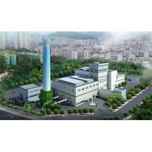 中国多地布局垃圾焚烧发电厂