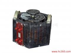 供应接触调压器单相3KVA-- 北京北调杰翔工贸有限公司