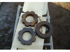 发电厂,汽轮机厂等锅炉电站辅机设备耐磨消耗配件。-- 青岛鑫泉铸钢加工厂
