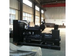 250KW发电机组 上柴股份SD13G420D2型柴油机 功率308KW 配上海斯坦福无刷发电机系列发电机组-- 扬州市锦佳电机有限公司
