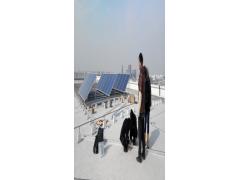 泰联河南-上海浦江镇5KW微逆厂家太阳能光伏发电示范站案例-- 河南泰联新能源科技有限公司