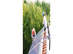 泰联河南-上海浦东8.32KW别墅屋顶分布式太阳能光伏发电站案例-- 河南泰联新能源科技有限公司