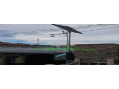 道路监控太阳能发电系统 大功率绿色环保-- 北京春旭阳光科技有限公司