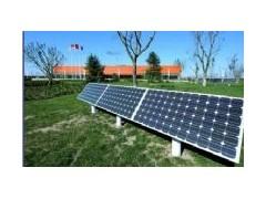 厂家供应太阳能家用商用离网发电系统-- 上海晶日太阳能科技有限公司