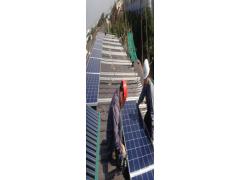 泰联-晶科马陆9.54KW屋顶太阳能光伏发电站项目安装案例-- 河南泰联新能源科技有限公司