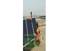 泰联河北邯郸运营中心4KW屋顶光伏发电示范站项目案例-- 河南泰联新能源科技有限公司