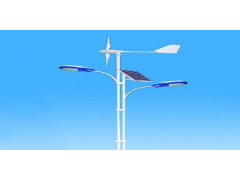 新农村市电路灯-- 河北赤尚建筑工程有限公司