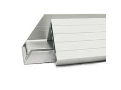 供应250W银色太阳能边框铝型材 40*30MM-- 江苏凯伦铝业有限公司