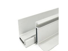 供应250W银色太阳能边框铝型材-- 江苏凯伦铝业有限公司