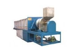 粉体材料烧结滚筒式回转窑-- 郑州嵩山工业窑炉有限公司