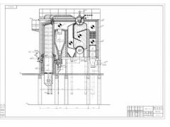 循环流化床蒸汽锅炉-- 锦州锅炉(集团)有限责任公司