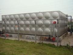 方形不锈钢水箱-- 上海汇聚金属制品有限公司
