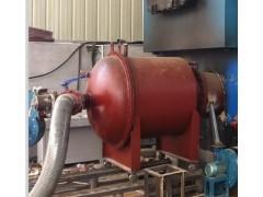 力为卧式木粉燃烧机-- 郑州力为节能环保科技有限公司