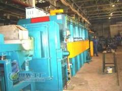 供应铸链板式电阻炉-- 江苏长冶科技有限公司