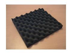波浪吸音棉 演播室阻燃吸音棉-- 青岛瑞康隔音材料有限公司