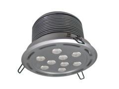 照佰士达专业商业空间照明9*1W天花灯-- 深圳市照佰士达光电有限公司