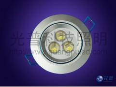 大功率LED天花灯-- 中山光普光电照明有限公司