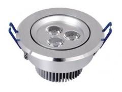 LED天花射灯LT-TH3W-- 中山市强的照明电器有限公司