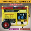 190A汽油发电电焊机价格
