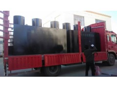 吉林生活污水处理厂家哪里好?当然潍坊红荷环保-- 潍坊红荷环保水处理设备有限公司
