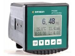 PH2200微电脑pH/ORP控制器  工业在线ph计-- 上海三本环保科技有限公司
