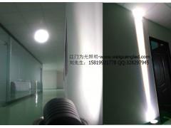 20W户外远射圆形光斑LED LOGO投光灯-- 江门市为光照明科技有限公司