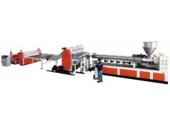 PE蓄排水板生产线及PP蜂窝板设备-- 上海金纬机械制造机械有限公司