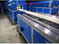 木塑护墙板设备及竹木纤维集成护墙板设备生产线-- 上海金纬机械制造机械有限公司