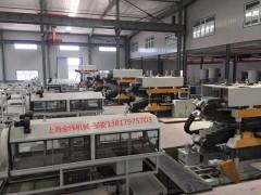HDPE或PP大口径双壁波纹管设备及PVC实壁管材生产线-- 上海金纬机械制造机械有限公司