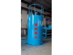 供应碳钢竖流式溶气气浮机-- 诸城市泰兴机械厂
