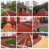 南宁柳州桂林梧州岑溪北海东兴钦州彩色防滑路面沥青道路施工