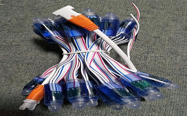 全彩LED外露发光字灯串-- 深圳四维鑫光电有限公司
